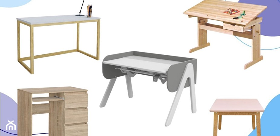 Jak wybrać biurko dla dziecka?