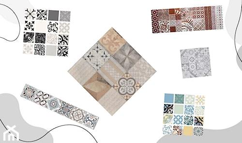 Płytki patchwork – pomysł na modną ścianę i podłogę
