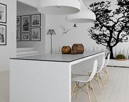 Jadalnia styl Skandynawski - zdjęcie od Homebook.pl