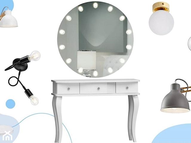 4 sposoby na oświetlenie toaletki – który wybierzesz?