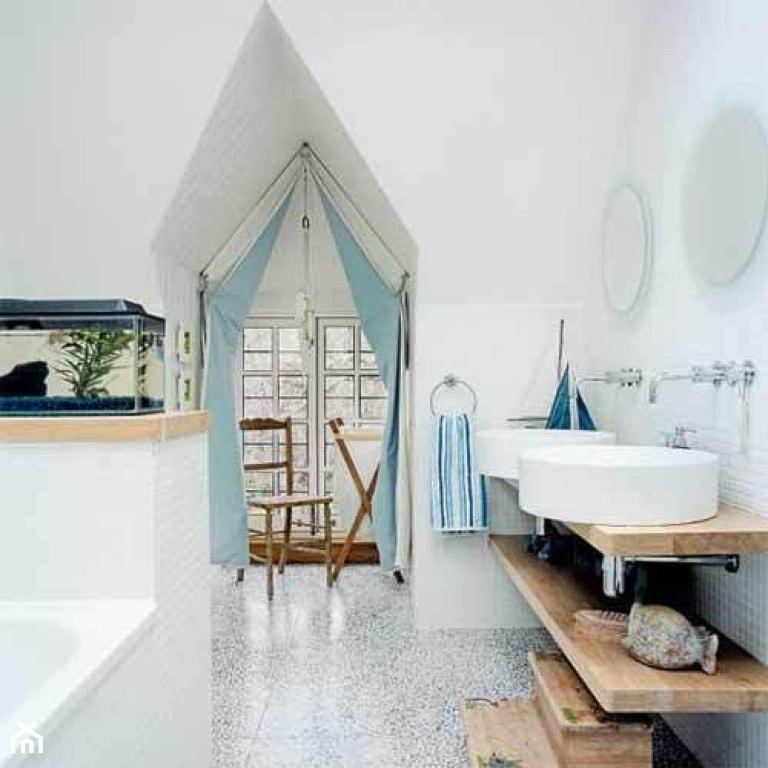 Łazienka, styl rustykalny - zdjęcie od Homebook.pl