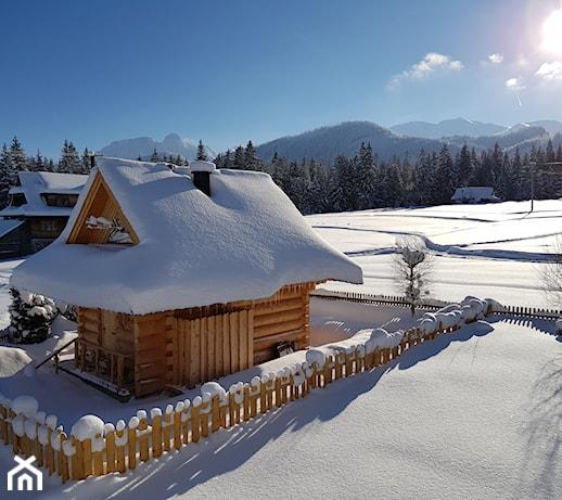 5 domków w górach, w których chciałbyś spędzić Święta