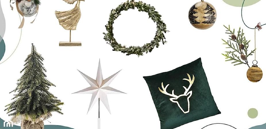 Trendy na Boże Narodzenie w 2020 roku – te ozdoby świąteczne będą modne!