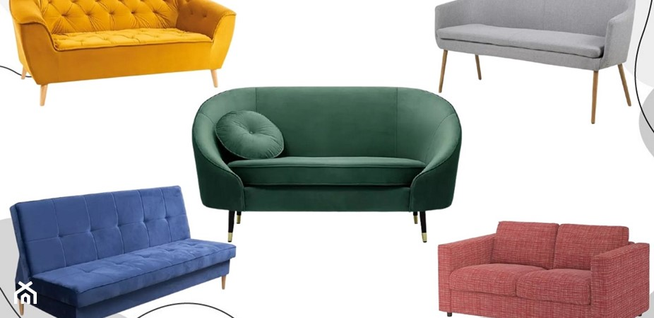 Modne kanapy w 2021 roku – sprawdź topowe modele i kolory kanap do salonu