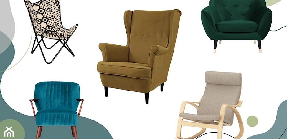 Wygodny fotel do czytania książek – jaki wybrać?