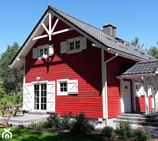 Podróże z Designem – skandynawski domek na Mazurach. Mieszkaj jak w bajce!