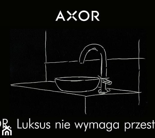 Właśnie startuje konkurs marki AXOR dla architektów i projektantów