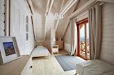 sypialnia, sypialnia w stylu skandynawskim, loteria almette