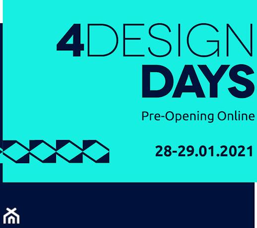Rozmowy o architekturze i designie – wstęp do VI edycji 4 Design Days