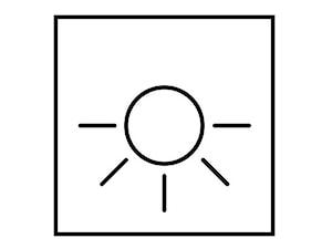 Symbole na piekarniku