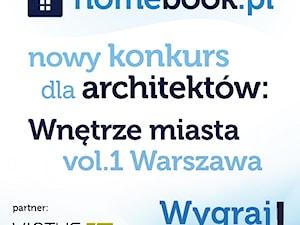 KONKURS dla Architektów: Wnętrze miasta vol.1 Warszawa