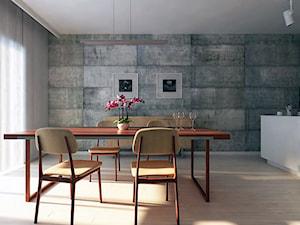 Beton architektoniczny we wnętrzach