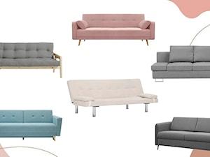 Jaka sofa do spania sprawdzi się w salonie? Zobacz najlepsze sofy z funkcją spania