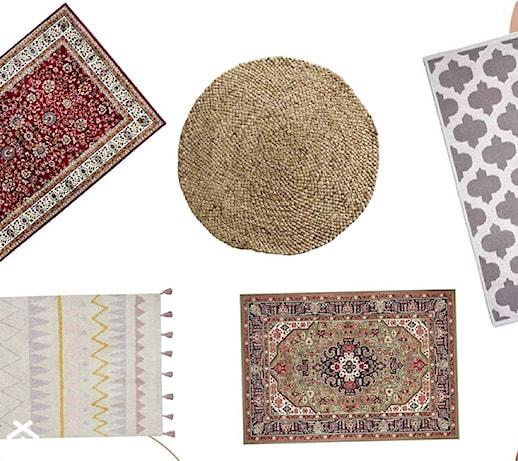 Modne dywany w 2021 roku – sprawdź najmodniejsze wzory dywanów do salonu