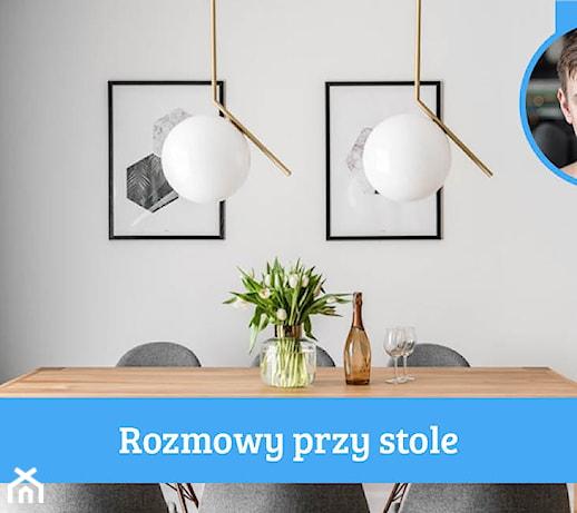 Rozmowy przy stole: Piotr Motrenko, fotograf wnętrz