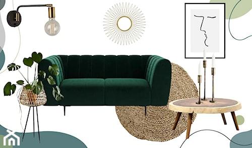 Modny salon w 2021 roku – jak go urządzić? Sprawdź topowe trendy