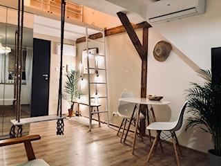 Podróże z Designem – apartament Siargao we Wrocławiu
