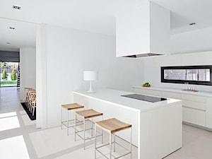 Aranżacje kuchni - styl minimalistyczny