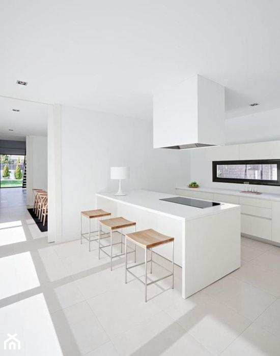 Aranżacje kuchni  styl minimalistyczny  Ideabook