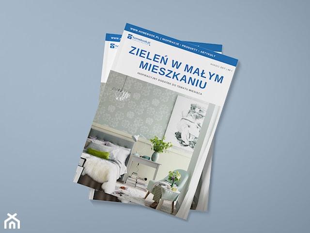 Pobierz magazyn ZA DARMO: Zieleń w małym mieszkaniu
