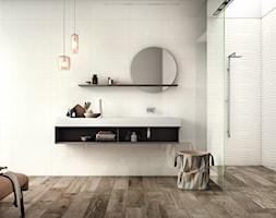 Materiały Partnerów - Duża łazienka jako salon kąpielowy, styl nowoczesny - zdjęcie od Homebook.pl