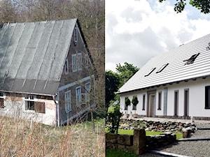 Stary dom w górach zmienili nie do poznania. Sprawdzamy 250 m² [PRZED I PO]