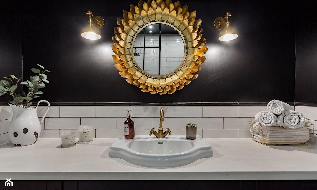 oświetlenie do łazienki nad lustro