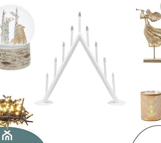Dekoracje bożonarodzeniowe na parapet – TOP 5 świątecznych ozdób parapetu