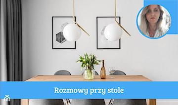 Rozmowy przy stole: Dorota Tomaszewska, instagramowa nieoptymistka