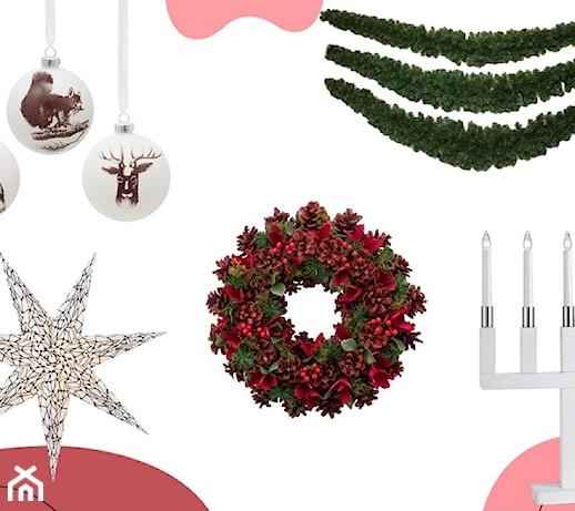 Ozdoby bożonarodzeniowe na okno – TOP 5 okiennych dekoracji świątecznych