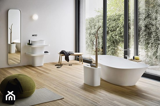 Aranżacja łazienki W Stylu Japońskim Ideabook Użytkownika