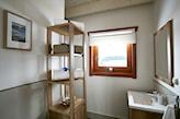 łazienka w stylu skandynawskim, loteria almette