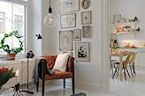 stylizacja salonu w stylu skandynawskim