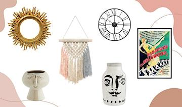 Pomysły na dekorację pokoju – TOP 9 modnych ozdób 2020 roku