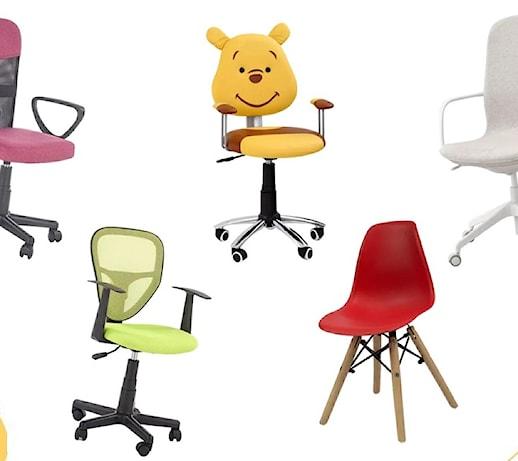 Jakie krzesło do biurka dla dziecka wybrać w 2020 roku?