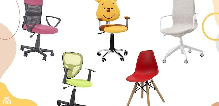Jakie krzesło do biurka dla dziecka wybrać? Sprawdź ranking i porady
