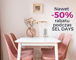 SEL DAYS - Salon, styl skandynawski - zdjęcie od Homebook.pl - Homebook