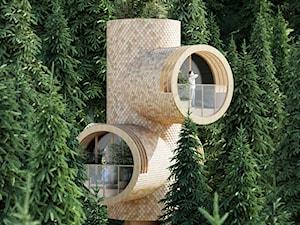 Bert – domek w kształcie Minionka
