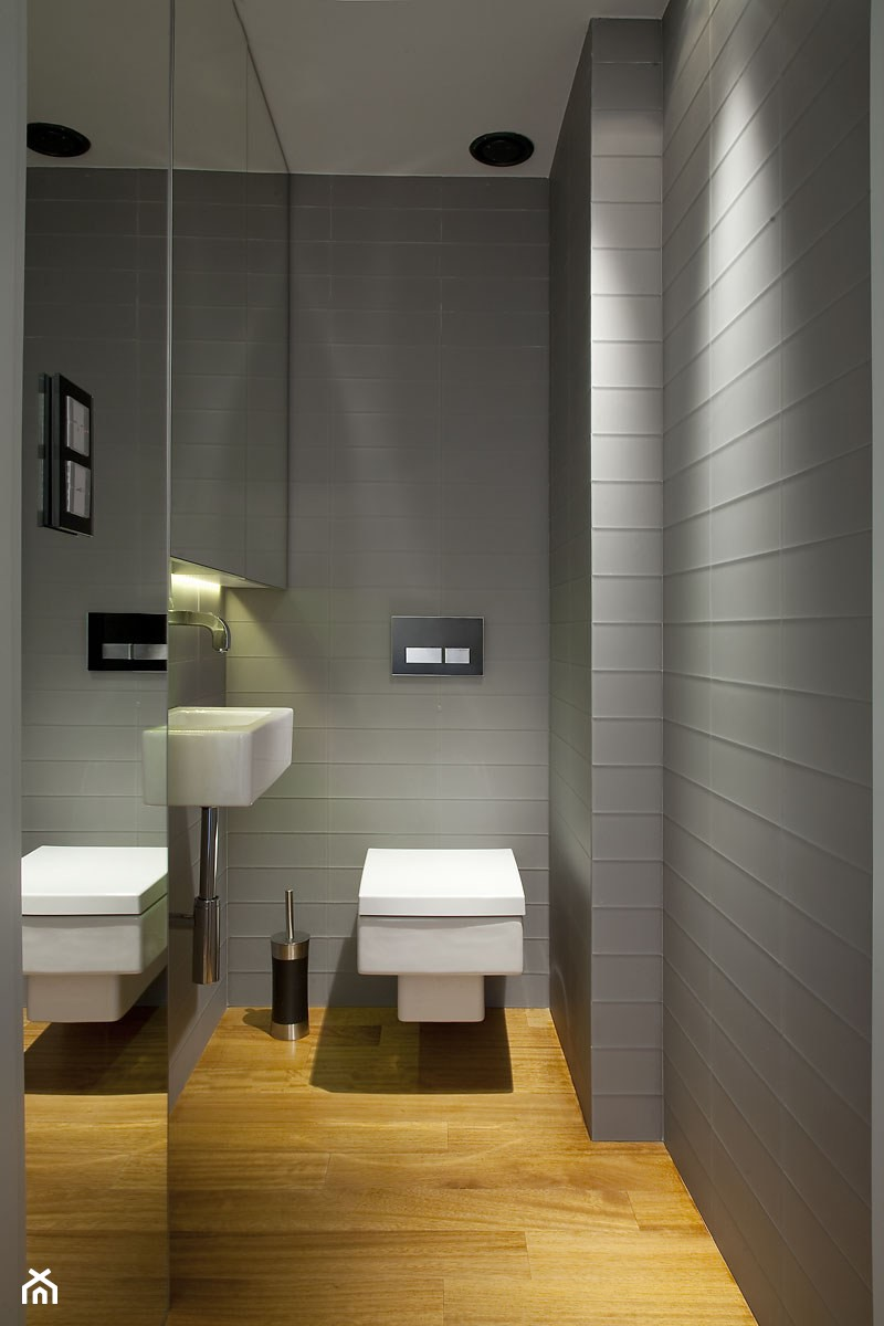 Łazienka, styl nowoczesny - zdjęcie od Pracownia Projektowa Sucharski