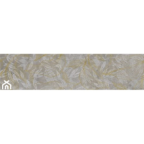 Softcement silver flower 30 x 120