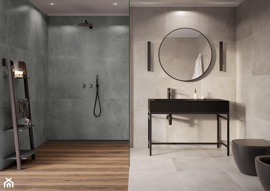 Kolekcja Concrete - Łazienka, styl minimalistyczny - zdjęcie od Cerrad