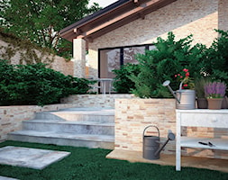 Kamień kolekcja Canella - Mały ogród za domem - zdjęcie od Cerrad