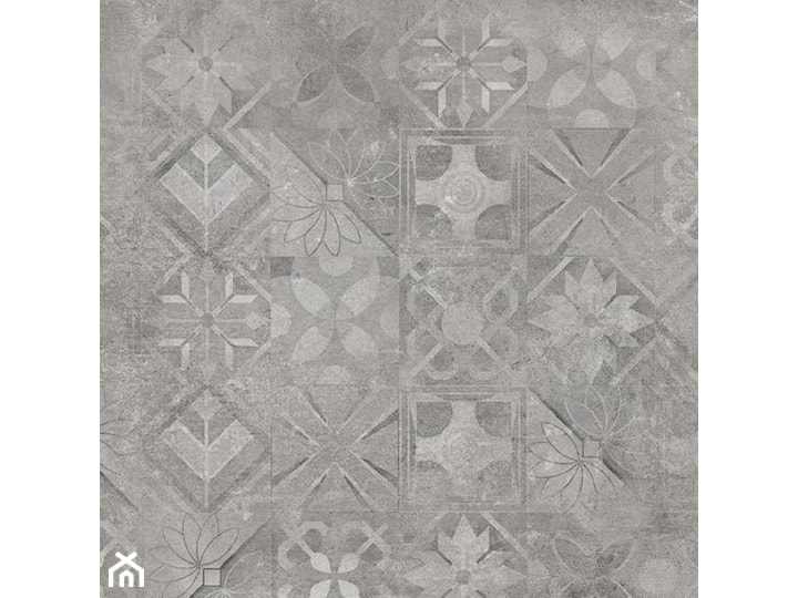 Softcement silver patchwork 60 x 60