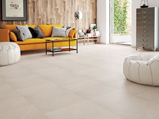 Dlaczego płytki gresowe imitujące beton są dobrym pomysłem do Twojego salonu?