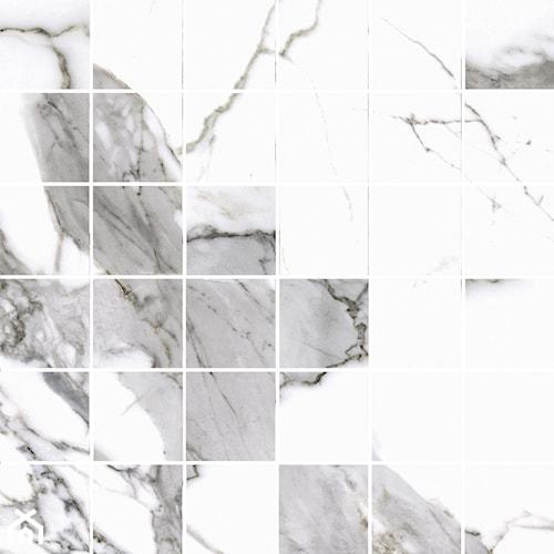 Calacatta white satyna 30 x 30