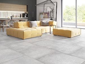 7 zalet płytek imitujących beton