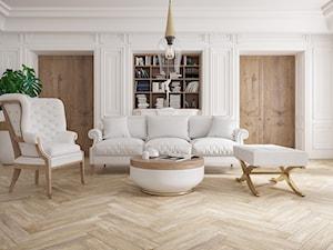 Płytki drewnopodobne, czyli sposób na trwałą podłogę o ponadczasowym wzorze