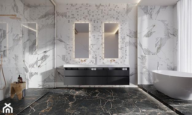 mozaika, mozaika w łazience