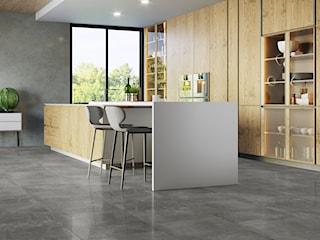 Kuchnia nowoczesna, minimalistyczna czy industrialna? Zobacz aranżacje inspirowane betonem