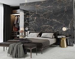 Marquina Gold - Sypialnia, styl nowojorski - zdjęcie od Cerrad - Homebook